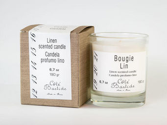 COTE BASTIDE - bougie lin - Bougie Parfum�e