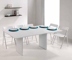 WHITE LABEL - console extensible proteo blanche - Console Extensible