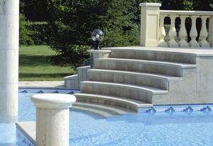 Marbrerie Des Yvelines -  - Escalier D'ext�rieur