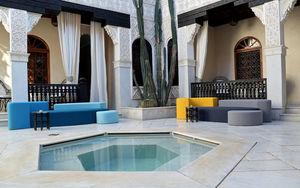 FRED H DESIGN -  - Canapé De Jardin