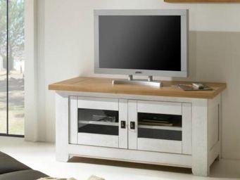 Ateliers De Langres - meuble tv whitney - Meuble Tv Hi Fi