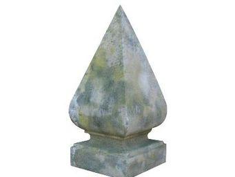 TERRES D'ALBINE - pyramide - Ornement De Jardin