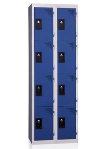 EVP - vestiaire multicases 4 cases - Vestiaire Scolaire