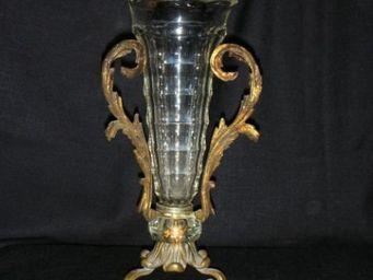 Metal D'alcove Eric Katz - les porteurs de l'empire - Vase Décoratif