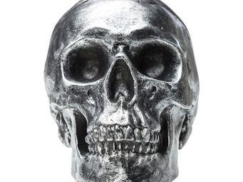Kare Design - boîte skull rockstar by geiss - Boite Décorative