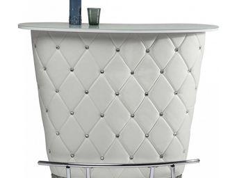 Kare Design - bar rocky blanc - Meuble Bar