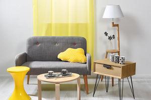Lampadaire-meuble