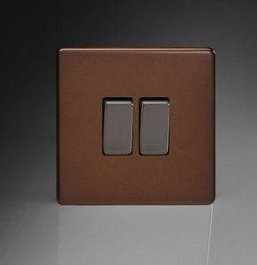 ALSO & CO -  - Interrupteur Double