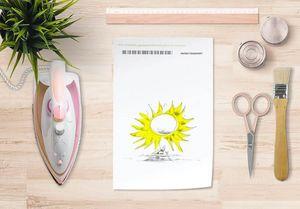 la Magie dans l'Image - papier transfert soleil - Transfert