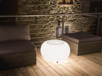 Moree - bubble - Table Basse Lumineuse
