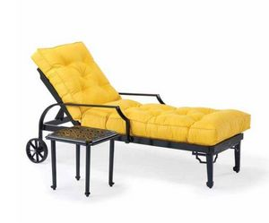 Oxley's - rissington-- - Chaise Longue De Jardin