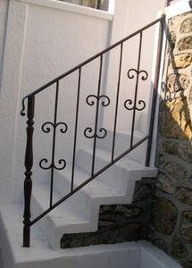 La Forge  de La Maison Dieu -  - Rampe D'escalier