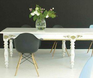 Moissonnier -  - Table De Repas Rectangulaire