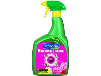 FERTILIGÈNE - maladie des rosiers boite 800 ml prêt à l'emploi - Fongicide Insecticide