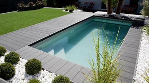 Piscines piscine et spa decofinder - Prix d une piscine caron ...