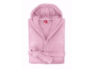 BLANC CERISE - drap housse - percale (80 fils/cm²) - uni moka - Peignoir De Bain