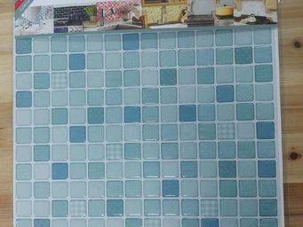 BEAUSTILE - mosaic menthe - Mosaique Adhésive