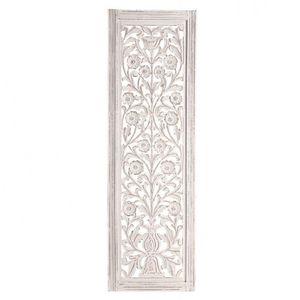 Maisons du monde - panneau blanch - Panneau Décoratif