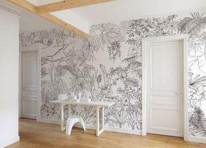 Ohmywall - jungle tropical - Papier Peint Panoramique