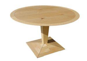 Creation Desmarchelier -  - Table De Repas Ronde