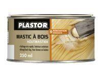 PLASTOR -  - Mastic À Bois