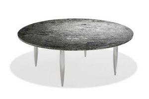 XAVIER LAVERGNE ATELIERS -  - Table Basse Ronde