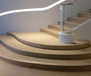 Marbrerie Des Yvelines -  - Escalier Un Quart Tournant
