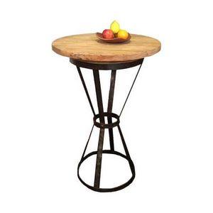 Mathi Design - table haute taverne - Mange Debout