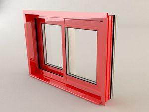 KAWNEER -  - Fenêtre Coulissante