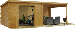 GARDEN HOUSES INTERNATIONAL - abri de jardin en bois vendée - Abri De Jardin Bois