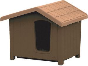 MARCHIORO - niche pour chien en résine clara taille 4 - Niche