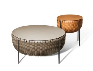 Poltrona frau - cestlavie - Table Basse Ronde