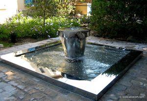 JAKOS -  - Fontaine Centrale D'extérieur