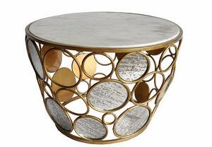 AANGENAAM XL -  - Table Basse Ronde
