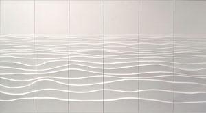 Frédérique et Rob Whittle - vague 50 - Panneau Décoratif