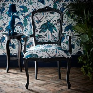 CLARKE & CLARKE - antoinette chair - Tissu Imprimé