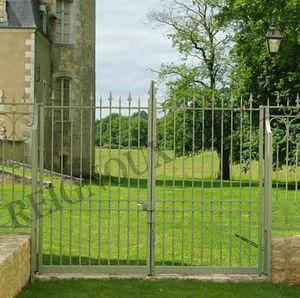 Reignoux Creations -  - Portail De Jardin