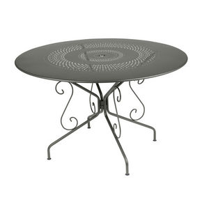 Fermob -  - Table De Jardin Ronde