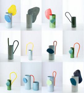 VITRA - --découpage - Vase Décoratif