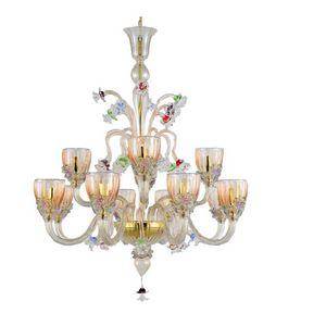 ALAN MIZRAHI LIGHTING - am81391 toscana venetian - Chandelier