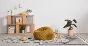 MADE -  - Pouf Poire