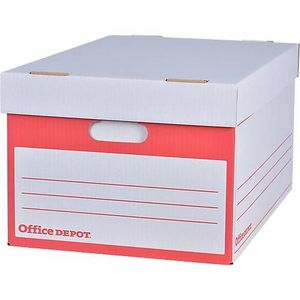 OFFICE DEPOT -  - Boite D'archivage