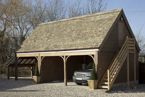 Scotts Of Thrapston -  - Abri De Voiture Carport