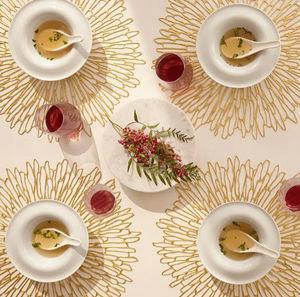 CHILEWICH - bloom round - Set De Table