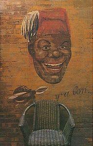 Pierre Sabria - fresque - Fresque