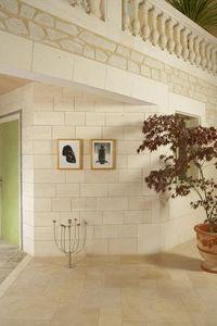 Occitanie Pierres - chambord de borr�ze - Parement Mural Int�rieur