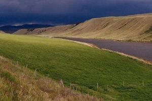 Nortexis Images - orage sur stump lake - Photographie