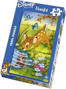 Trefl - bambi - Puzzle Enfant