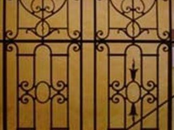 Art Metallerie -  - Portail De Jardin
