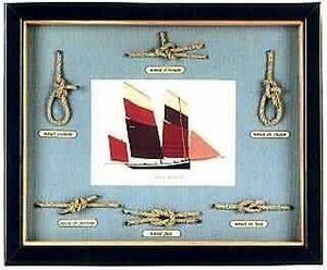 Compagnie Des Isles -  - Cadre Marine